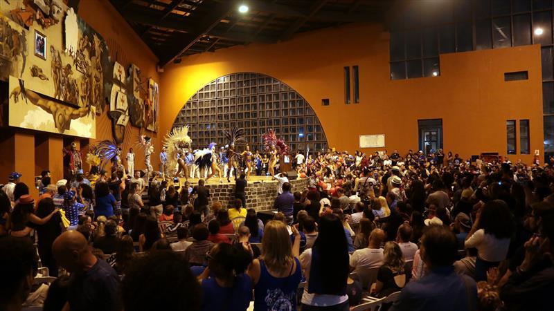 Fundação Cultural abre inscrições para concurso do Rei Momo e da Rainha do Carnaval. Foto: Cido Marques/FCC