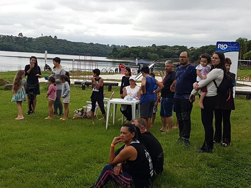 Brincadeiras com água e atrações gratuitas levam 9 mil pessoas aos parques.  - Na imagem, Parque Passaúna. Foto: Divulgação