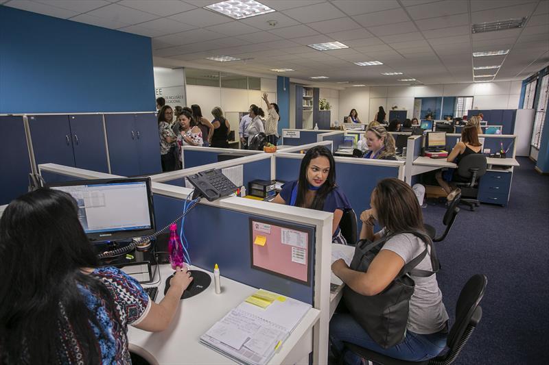 Centro de Ensino Estruturado para o Transtorno do Espectro Autista (CEETEA), no Edificio Delta. - Foto: Daniel Castellano / SMCS