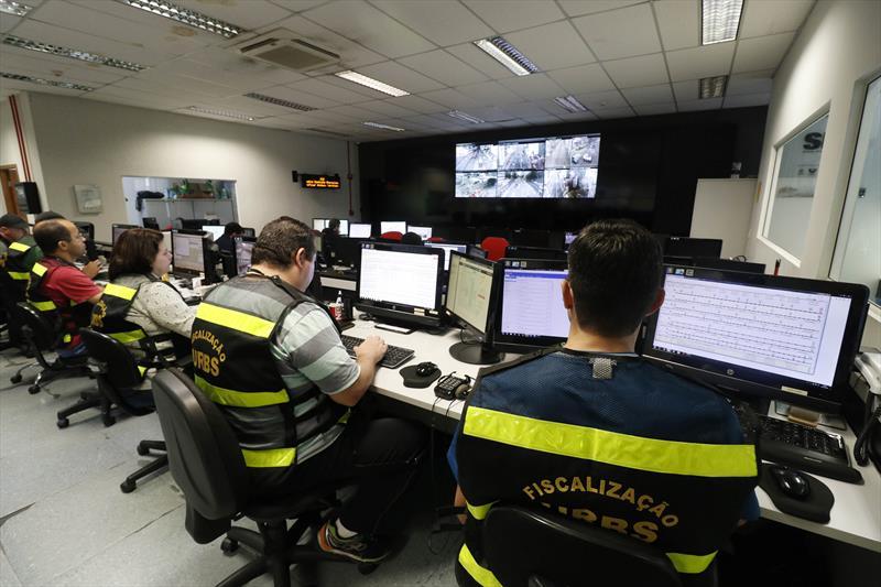 Curitiba e Agência Francesa estudam viabilidade de hipervisor urbano. Curitiba, 05/02/2020. Foto: Lucilia Guimarães/SMCS