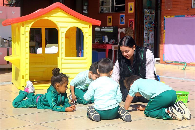 Prefeitura vai contratar mais professores de educação infantil e profissionais do magistério. Foto: Valdecir Galor/SMCS