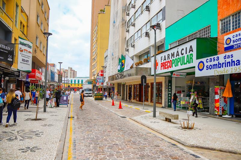 As diferenças de gênero estão contempladas nos novos projetos implantados e em desenvolvimento em Curitiba. - Foto: Daniel Castellano / SMCS