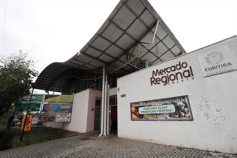 Mercado Municipal e Mercado Regional do Cajuru estão fechados. Foto: Lucilia Guimarães/SMCS