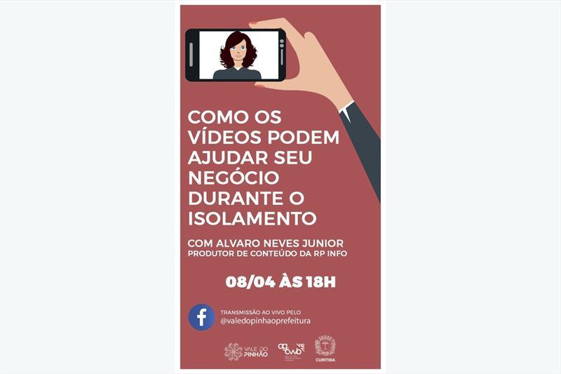 Vale do Pinhão promove três palestras on-line gratuitas na próxima semana.