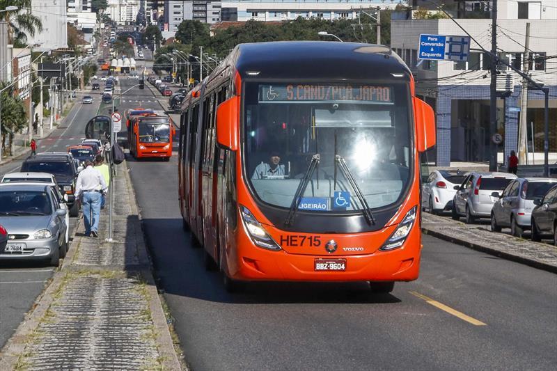 Projeto de lei prevê medidas para equilíbrio financeiro no sistema de transporte durante a pandemia. Foto: Lucilia Guimarães/SMCS