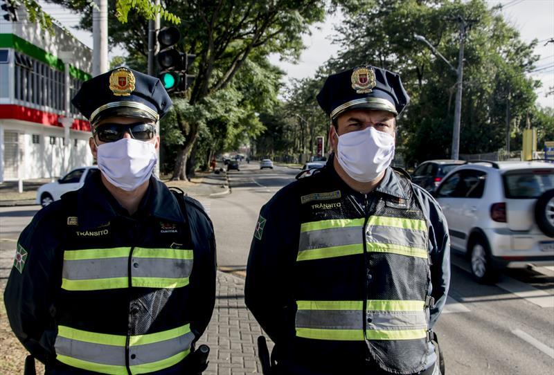 A Secretaria de Administração e de Gestão de Pessoal concluiu a entrega de máscaras de tecido a todas as secretarias e órgãos que têm servidores em atividade. Foto: Levy Ferreira/SMCS
