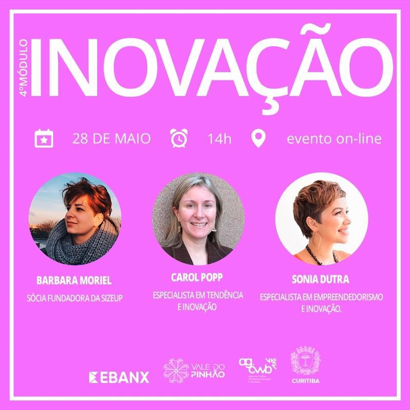 Semana tem eventos on-line do Business Round e Empreendedora Curitibana.