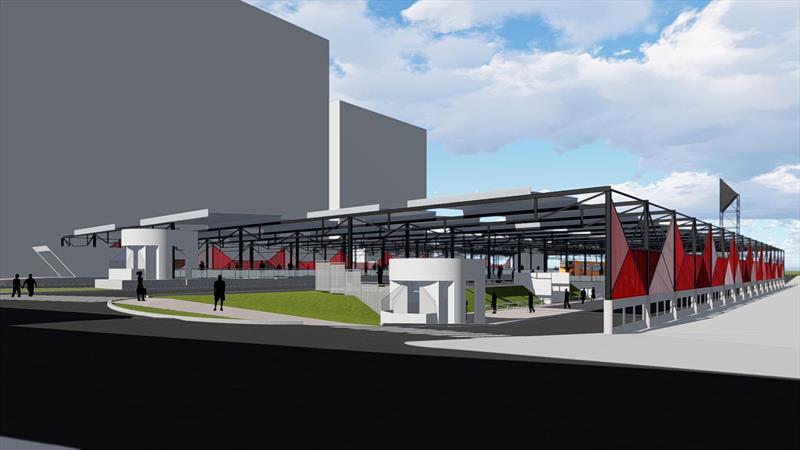 No corredor Leste-Oeste, o Terminal do Campina do Siqueira, que atende a cerca de 49 mil passageiros por dia, será reconstruído e contará bicicletário visando a intermodalidade. A nova estrutura terá autossuficiência energética e captação de água de chuva. Com a modernização e ampliação, o terminal terá capacidade para receber 19 linhas, simultaneamente, num espaço de 14.121,62 m² monitorado pela CCO.
