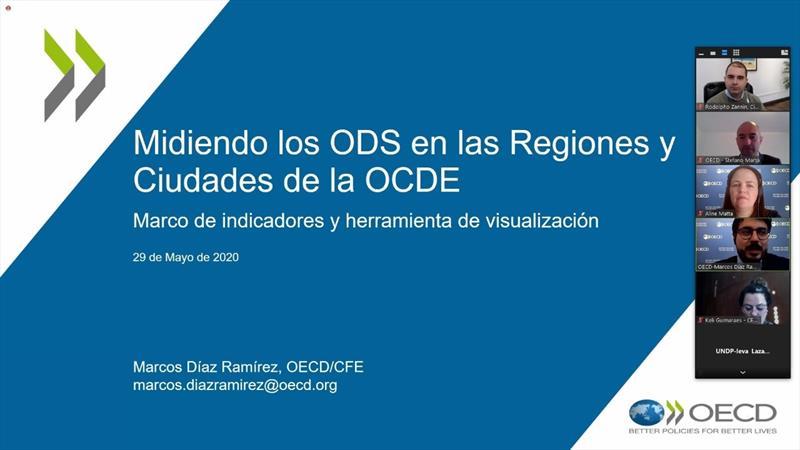 Curitiba avança em cooperação com a OCDE.