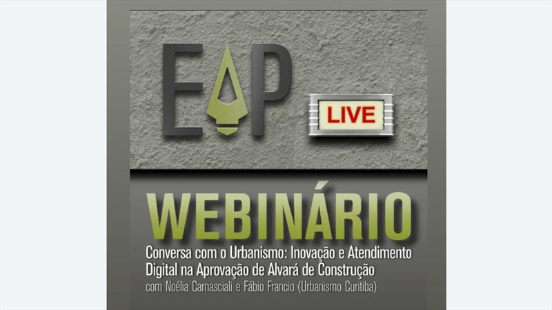 Prefeitura promove Webinário sobre Inovação na Construção Civil.