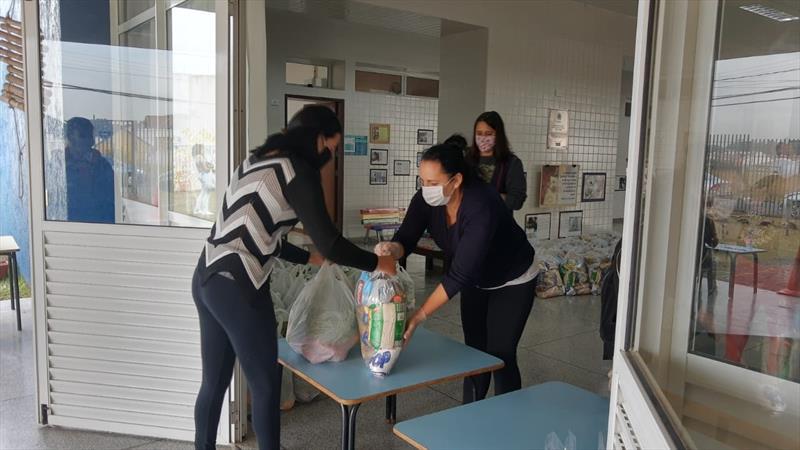 Fornecimento dos kits pela Prefeitura de Curitiba começa dia 15. Foto: Divulgação