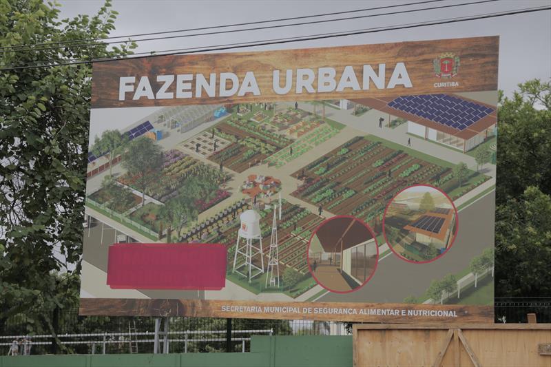 Pesquisadores e startups poderão testar novas tecnologias na Fazenda Urbana. Foto: Nato Favero