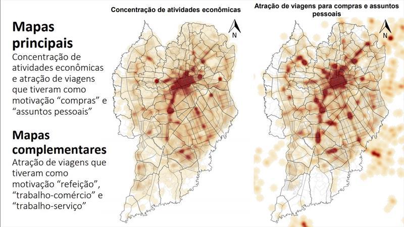 Centros de bairro podem impulsionar economia local na pandemia.