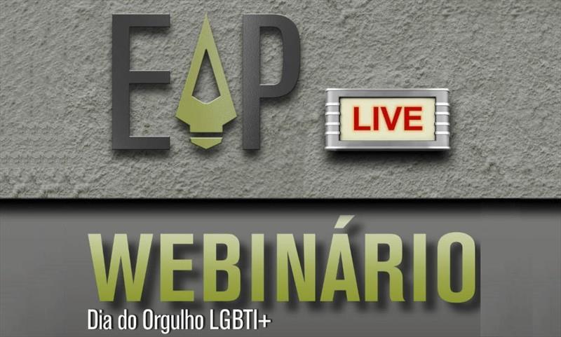 Prefeitura promove palestra on-line para debater o Dia do Orgulho LGBTI+.