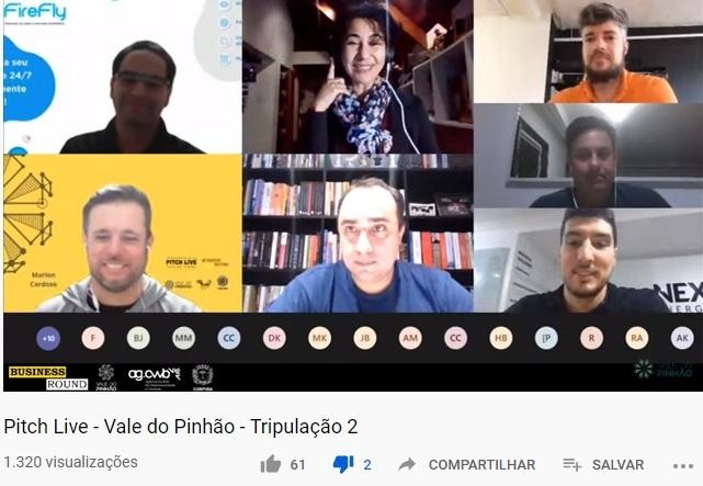 Oito startups de Curitiba disputam final do Pitch Live na quarta-feira. Foto: Divulgação