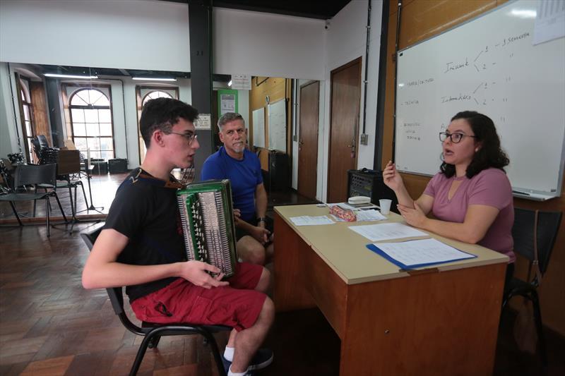 Conservatório de MPB abre inscrições para novos alunos. - Foto: Cido Marques