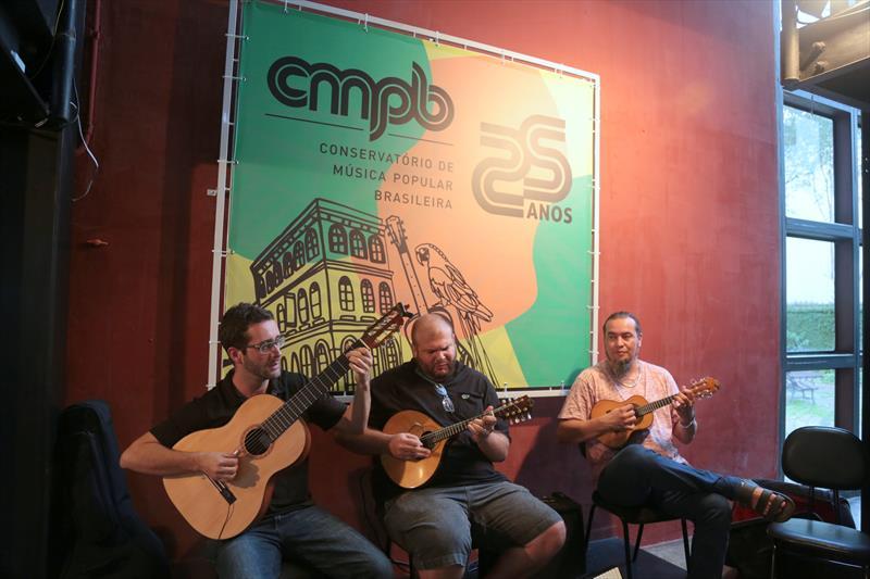 Conservatório de MPB abre inscrições para novos alunos. Foto: Cido Marques/FCC