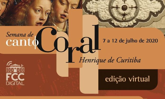 Encerramento da Semana de Canto Coral.