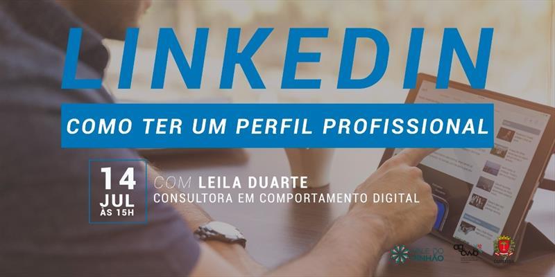 Vale do Pinhão promove quatro capacitações on-line nesta semana.