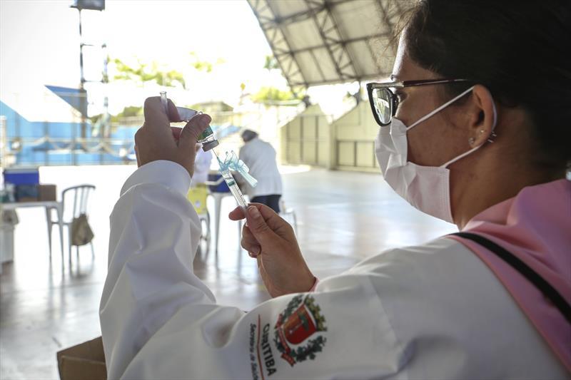 Saúde oferta doses remanescentes da vacina contra a gripe. Foto: Luiz Costa/SMCS