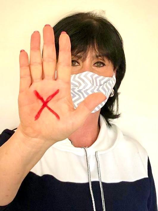 Foto Elenice Malzoni, assessora de direitos humanos e politicas para as mulheres. Foto: Divulgação