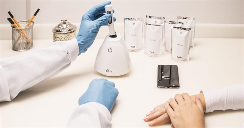 A Hi Technologies oferece exames remotos à distância para covid-19, aids, diabetes, dengue e gravidez. Foto: Divulgação