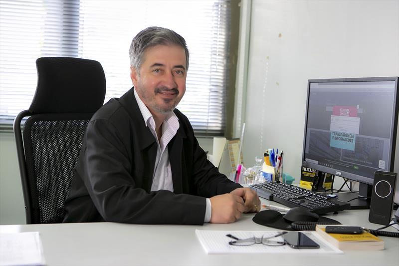 Wagnelson de Oliveira é o novo superintendente da Defesa Social. Foto: Ricardo Deverson/GM