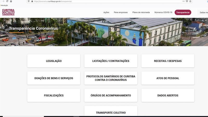 Controladoria interna aprimora ação do município durante a pandemia.