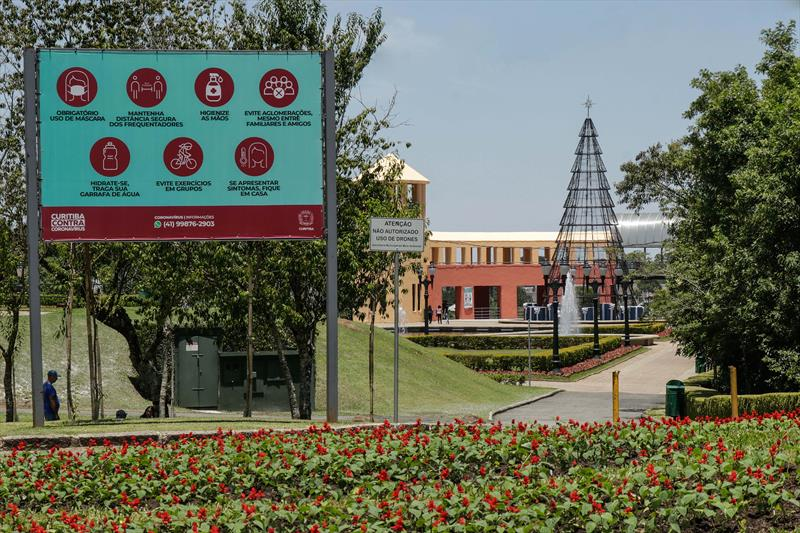Vila de Natal Electrolux no Parque Tanguá