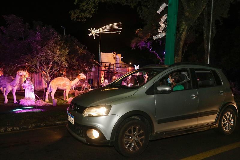 10 dicas e regras para assistir ao Caminho de Luz Condor no Parque Barigui. Foto: Ricardo Marajó/SMCS