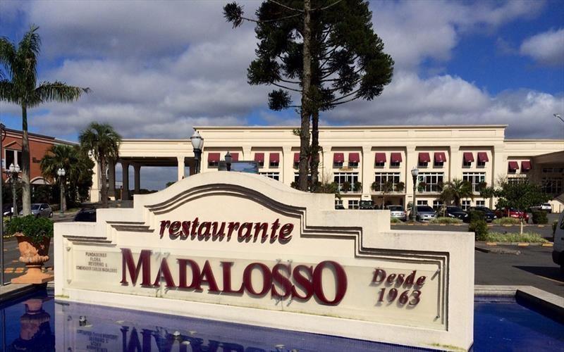 Restaurante Madalosso. Foto: Divulgação