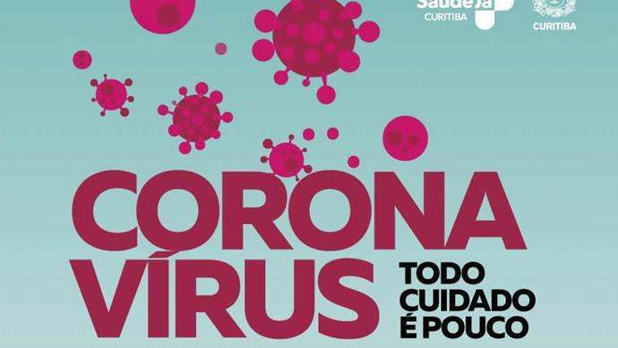 Virus coronavirus curitiba
