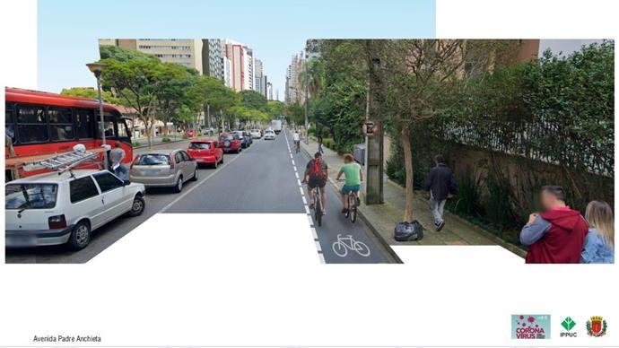 Ippuc define propostas à mobilidade e ao fortalecimento econômico.