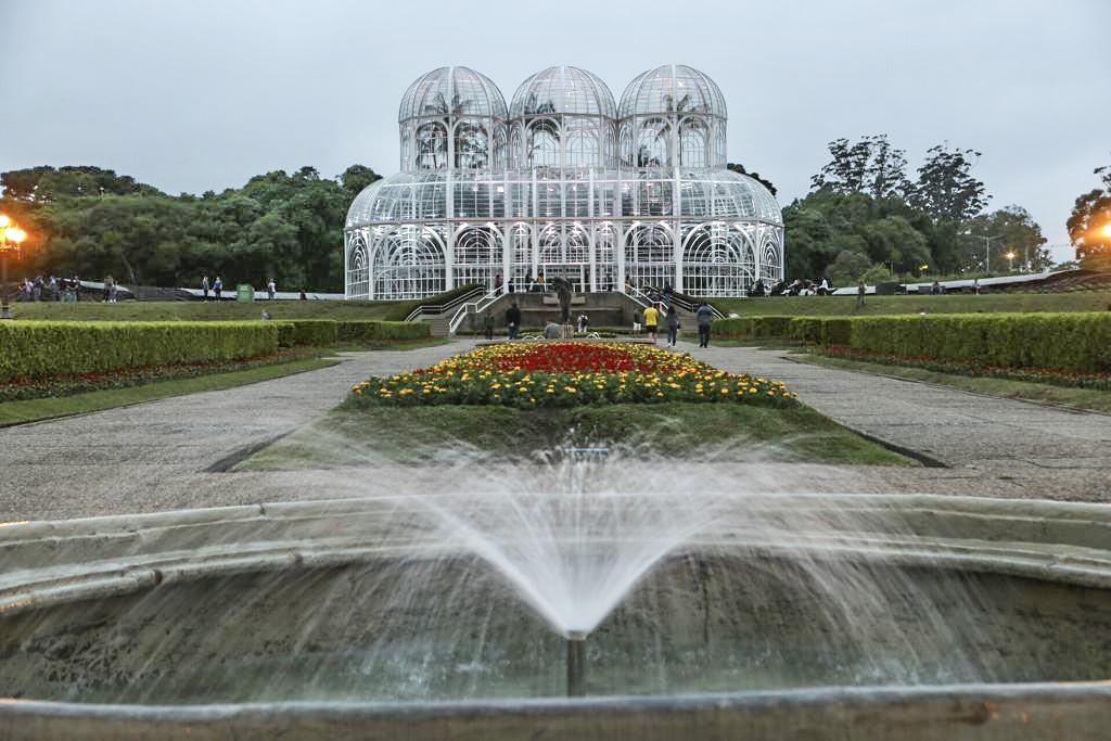 Curitiba é um dos 10 destinos turísticos inteligentes do Brasil