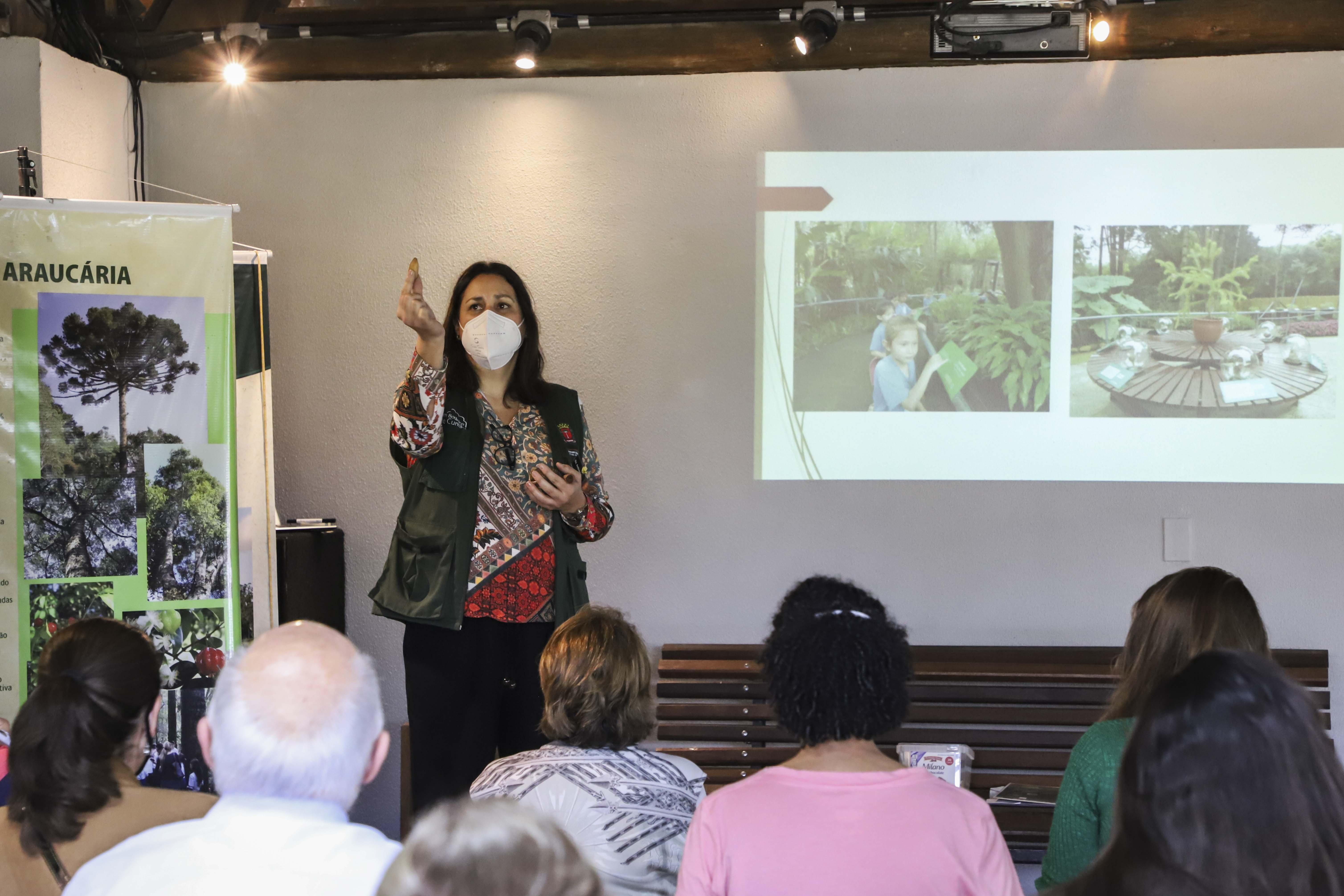 jardim botanico recebe visita tecnica