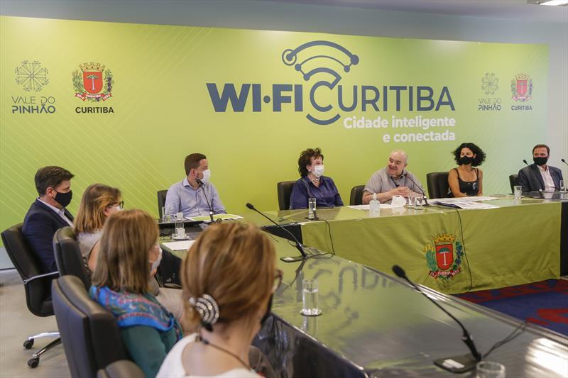 wi-fi curitiba