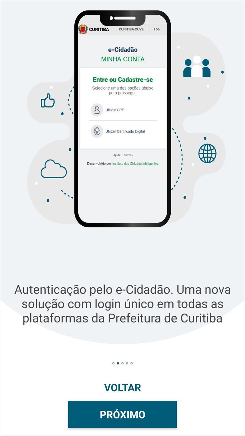 Quem quer emitir as demais parcelas é possível fazer isso pelo Curitiba App.