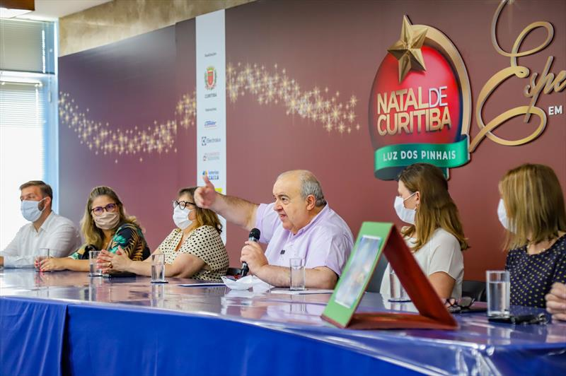 Homenagens - Natal de Curitiba 2020