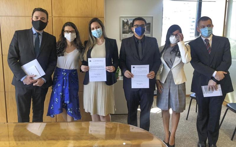Seis novos procuradores vão reforçar a equipe da Procuradoria-Geral do Município (PGM). Foto: Divulgação