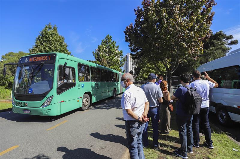 BRT Leste-Oeste avança em segurança viária com apoio de banco do BRICS
