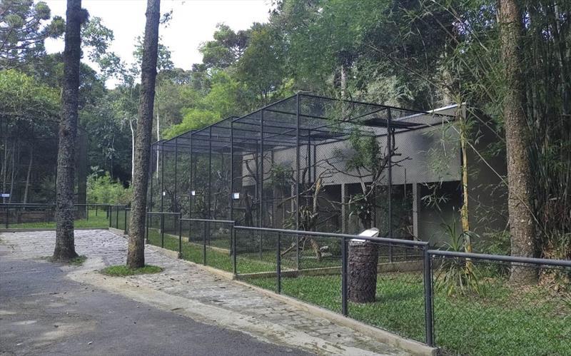 Zoo faz 39 anos e se consolida como centro de conservação. Foto: Divulgação