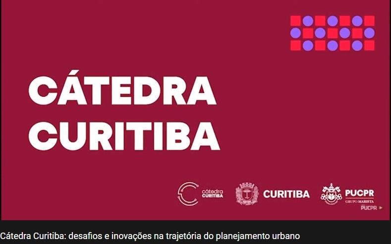 Cátedra dissemina a identidade curitibana.