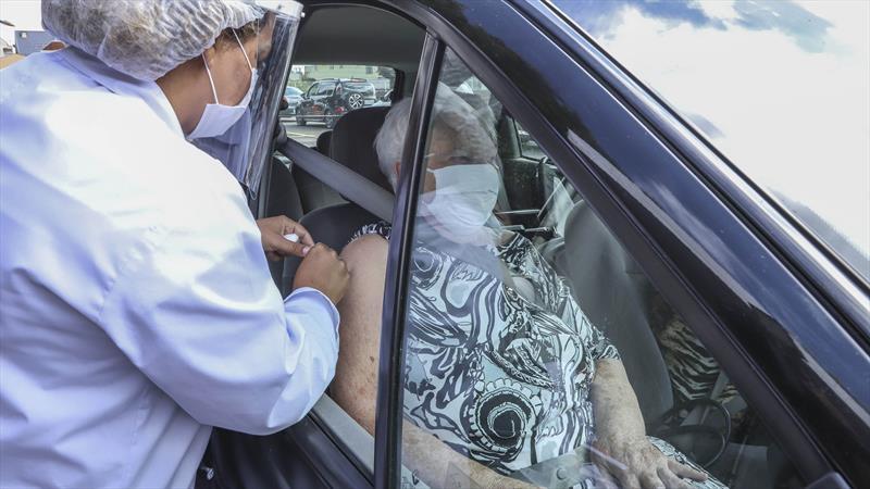 Vacinação para idosos com 67 anos completos começa nesta quinta-feira. Foto: Hully Paiva/SMCS
