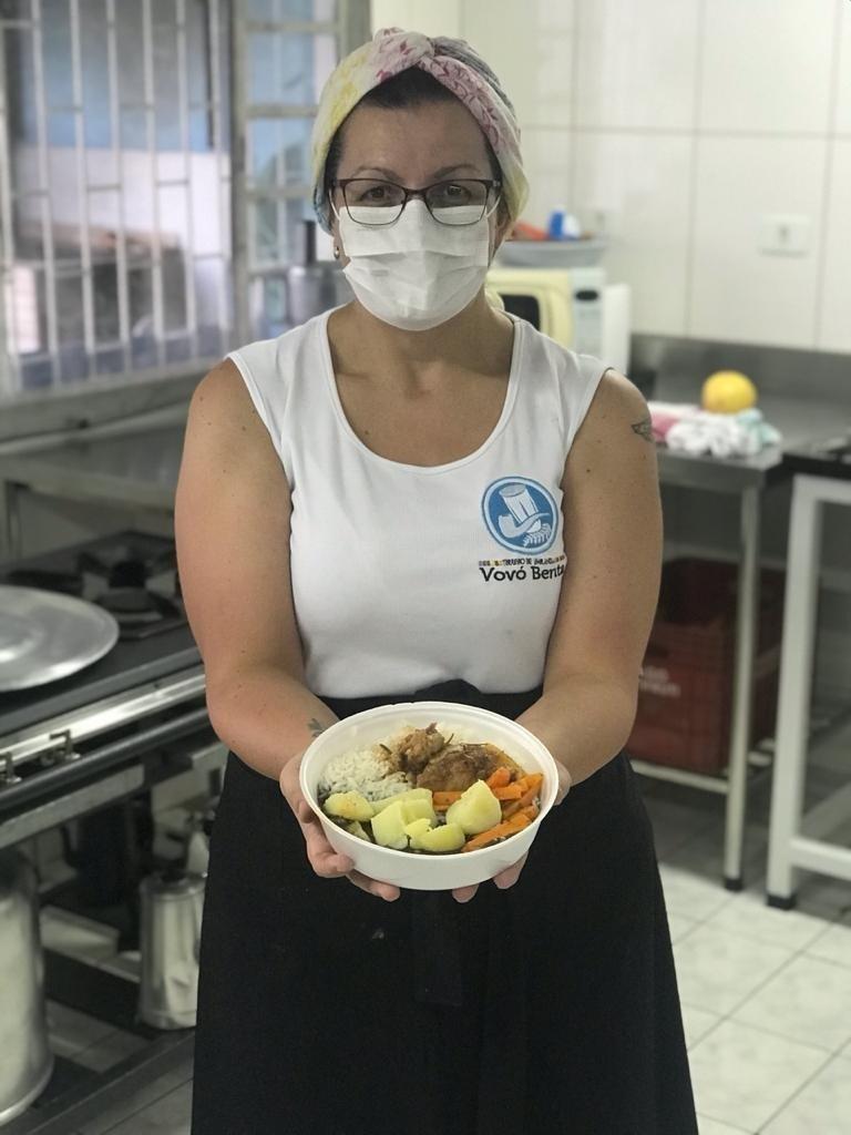 Lilian Maria Dallastra, do Terreiro de Umbanda Vovó Benta. Foto: Divulgação