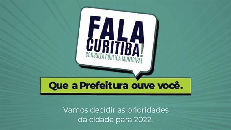 Últimos dias para indicar as prioridades da cidade no Fala Curitiba.