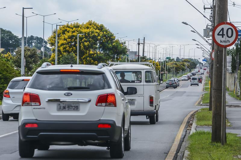 O limite de velocidade definido para as ruas da cidade leva em conta análises técnicas de equipes da Superintendência de Trânsito (Setran).  Foto: Levy Ferreira/SMCS (arquivo)