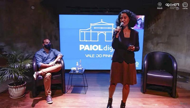Inovação e empreendedorismo voltam ao palco do Teatro Paiol. Foto: Divulgação