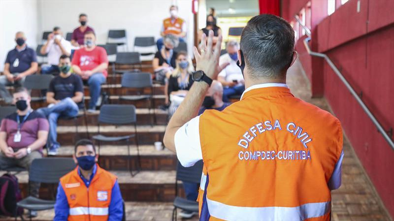 Defesa Civil promove curso online para servidores e voluntários. - Foto: Daniel Castellano / SMCS