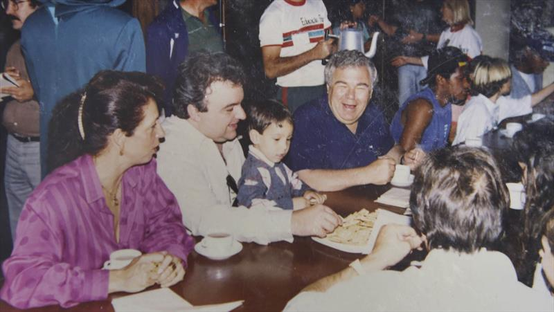 Prefeitura decreta luto oficial de 3 dias pela morte de Jaime Lerner.  - Na imagem, Rafael Greca e Jaime Lerner na inauguração do Casa de Acantonamento Ecológico no Zoológico do Parque Iguaçu. Foto: Divulgação