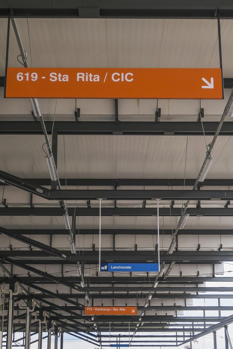 Linhas de ônibus começam a operar no Terminal Tatuquara. Curitiba, 28/05/2021. Foto: Pedro Ribas/SMCS